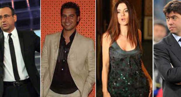"""Il no di Carlo Conti, Chiara Iezzi e Denis Fantina a """"The Voice"""". Non disturbate gli Agnelli"""