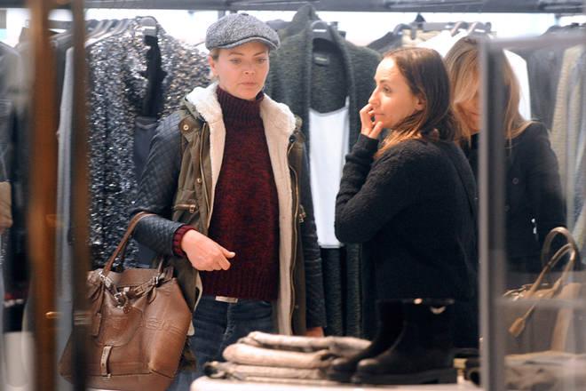 Camila Raznovich e Vittoria Belvedere, uscita fra amiche nella Capitale