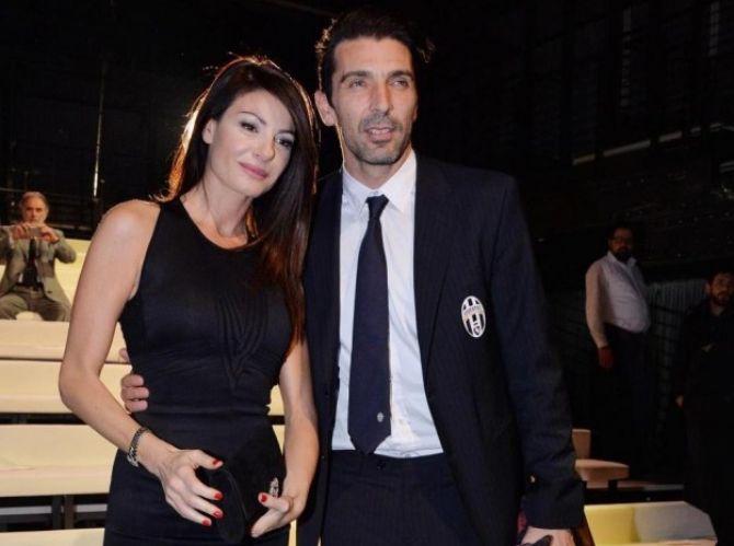 """Ilaria D'Amico e la love story con Gigi Buffon:""""Un colpo di fulmine, ecco com'è andata"""""""